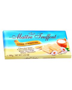 White Chocolate Bar 100g (5 pcs)