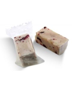 Vanilla Nougat With Cranberries (35 pcs)