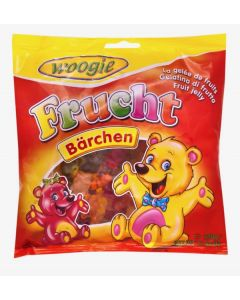 Fruit Gummy Bears 500g (2 pcs)