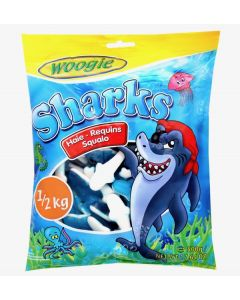 Sharks fruit jelly 500g (2 Lbs)