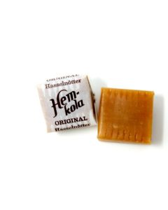 The Original  Danish Lite Butterscotch Toffee (Hemkola Orginal) (2 Lbs)