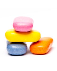 Rainbow Licorice Pastilles (Lakritspinnar Carletti) (2 Lbs)