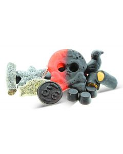 Salty Licorice Euro Mix Best Sellers (2 Lbs)