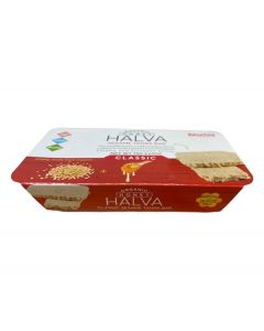 Honey Sesame Halva Classic Organic 75g (6 pcs)