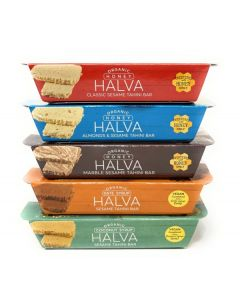 Organic Sesame Halva Five Flavors Aassortment 5x75g (1 pcs)
