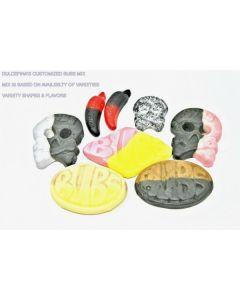 Bubs swedish Gummi Mix (2.200 Lbs)