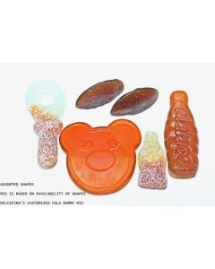 Cola Sweet And Sour Gummi Assortment (2.200 Lbs)