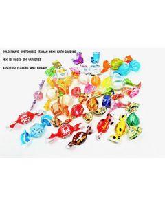 Italian Maxi Mini Candy Mix (2.200 Lbs)