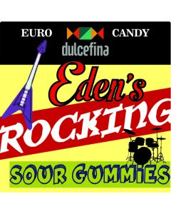 Eden's Rocking Sour Gummi Mix (2.200 Lbs)