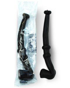 Black Licorice Pipe (12 pcs)