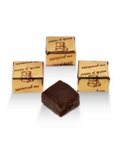 Gingerbread Caramels (25 pcs)