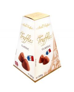 Fancy truffles Classic Eiffel Tower 200g (1 pcs)