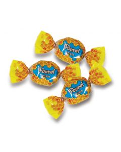 Greek Honey Filled Hard Candy (Fourel) (2 Lbs)