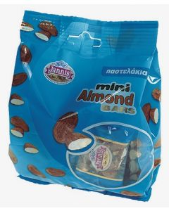 Mini Almond Crunch bars 150g Bag (2 pcs)