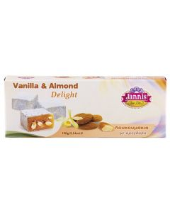 Almond and Vanilla Greek Delight 150g Box (2 pcs)