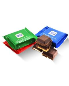Ritter Sport Assorted Mini Bars (20 pcs)