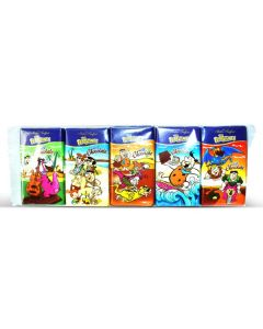 German The Flinstones Milk chocolate  Bar 5x15g (5 pcs)