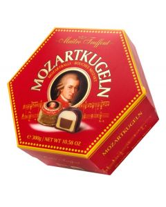 Mozart Marzipan Balls In Fancy 300g Box (2 pcs)