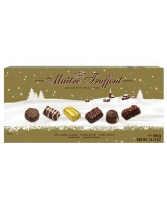 Assorted German pralines winter edition 400g Box (1 pcs)