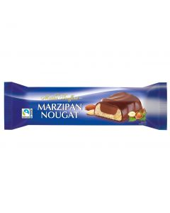 German Marzipan-nougat in Milk Chocolate 75g Bar (5 pcs)