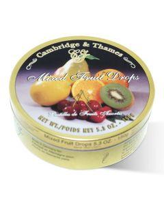 Mix Fruit Candy Drops Tin (2 pcs)