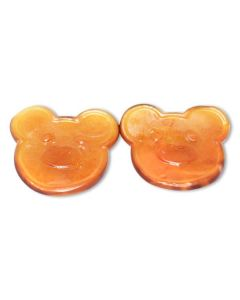 Happy Teddy Bear Head Cola Gummi (2.200 Lbs)