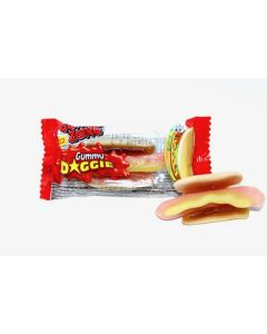Mini Hot Dog Gummy (40 pcs)