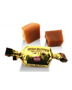 Traditional Irish Butter Hard Toffee (2 Lbs)