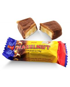Egosi Milk Chocolate Hazelnut & Caramel (18 pcs)
