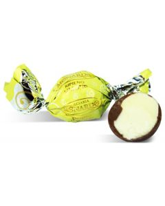 Italian Milk Chocolate Truffles w/ Cream Limone (40 pcs)