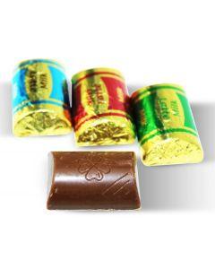 Italian Tegolini Milk Chocolate Bites (80 pcs)