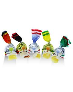 Liquore (Assorted) Hard Filled Candy (2 Lbs)