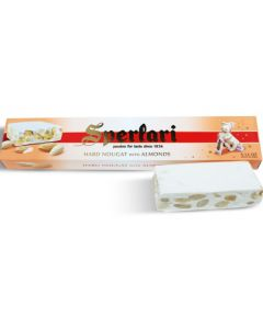 Hard Almond Nougat Classic Torron 5.12oz (6 pcs)