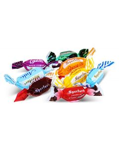 Sperlari Ultima Caramelle Misto Premium Candy Assortment (2.200 Lbs)
