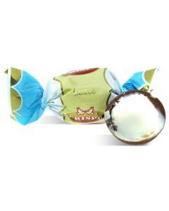 Crid'or Milk Chocolate Pralines Filled w/ Latte Cream (1.250 Lbs)