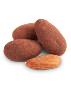 Italian Coco Dusted Chcoclate Covered Almond (1.500 Lbs)