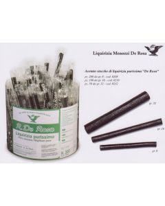 Pure Licorice Juice Stick Individually wrapped in cellophane 8 gr. (50 pcs)