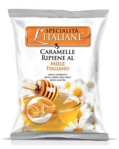 Filled Candy w/ Italian Honey - Ripiene al Miele Solo Italiano 100g bag (5 pcs)
