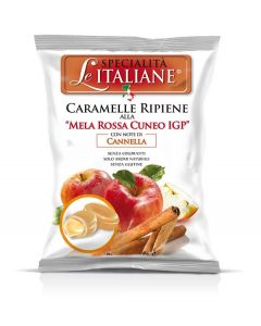 Filled Candy w/ Cuneo Red Apple - Ripiene Mela Rossa Cuneo IGP 100g bag (5 pcs)