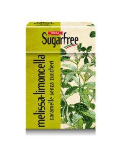 SF Melissa Lemongrass Sugar Free Candy 50g Box  Le Erbe Melissa Limoncella (2 Lbs)