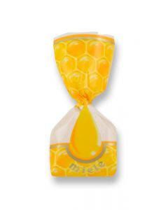 Italian Honey Filled Hard Candy (Miele Ripieno) (2 Lbs)