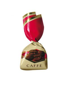 Italian Coffee Cream filled Hard Candy (Crema Caffe) (2 Lbs)