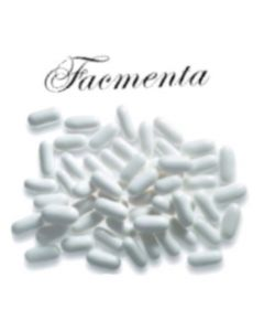 Italian Mint pastilles W/ Licorice center (Facmenta) (2 Lbs)