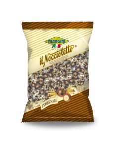 Italian Milk Chocolate Covered Hazelnut (Noccioletto) 90g Bag (5 pcs)