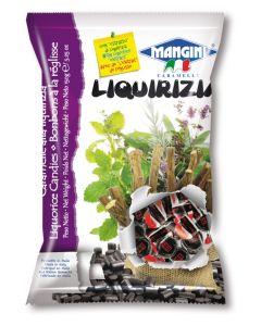 Bye Liquirizia Mini Licorice candy150g Bags (6 pcs)