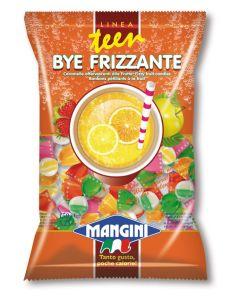 Bye Frizzante Fruit Candy 150g Bags (6 pcs)