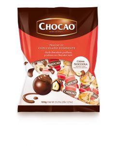 Italian Dark Chocolate Pralines w/ Hazelnut Cream (1.250 Lbs)