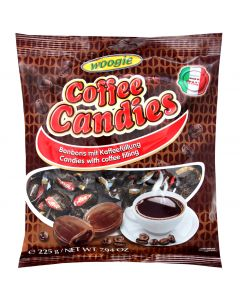 Italian Filled Coffee Candy 225g Bag (5 pcs)