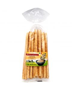 Italian Grissini Breadsticks With Sesame 250g Bag (4 pcs)