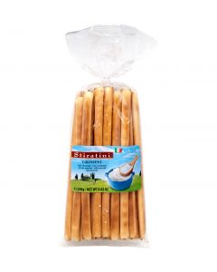 Italian Grissini Breadsticks With Sea Salt 250g Bag (4 pcs)